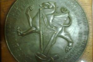 1960 İngiltere Llangollen Dünya 1.liği ödülü