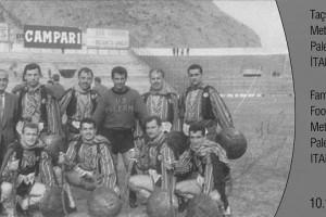 1965 İtalya-Palermo Metin Oktay ile