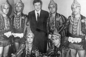 1966 Göksel ARSOY ile