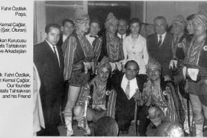 1968 Behçet Kemal Çağlar ile