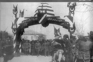 23 Mart 1923 Atatürk'ün Bursa'ya gelişi