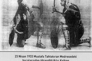 23 Nisan 1933