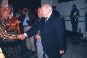 2003 Malta Cumhurbaşkanı ile