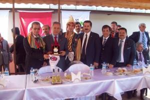 2010 Sn.Bülent ARINÇ ve Faruk ÇELİK ile